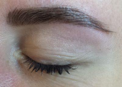 Henna brows resultaat 4