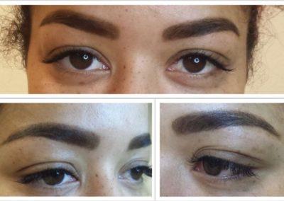 Henna brows resultaat 5
