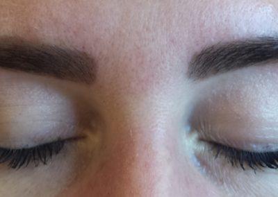 Henna brows resultaat 2