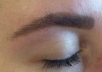 Henna brows resultaat 3